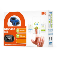 StarLine B66 2CAN+2LIN