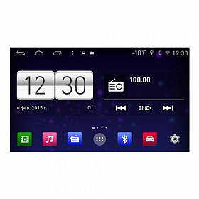 FarCar s160 Toyota Universal Android (M572-1)