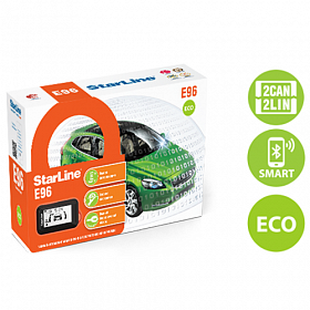 StarLine E96 BT ECO